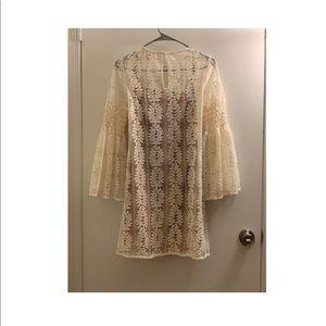 Michael Kors White Lace Dress!